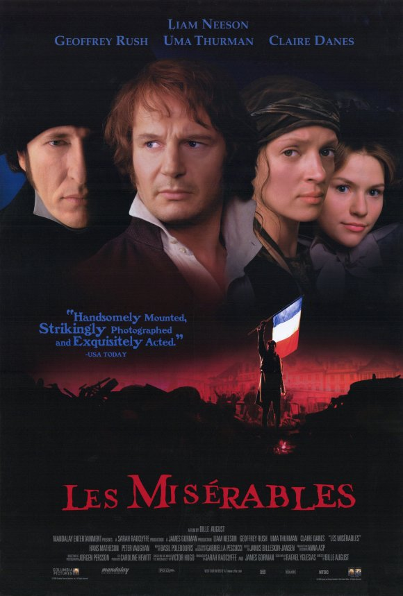 les miserables 1998